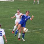Soccer: Lady Devils fall to Merrol Hyde