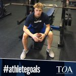 TOA: #athletegoals Cameron Casanova profile