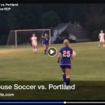 Soccer: Miller hat trick leads to 8-0 shutout of Portland