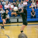 Volleyball: Lady Devils win three in Coyote Clash