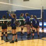 Volleyball: Middle School beats Rucker-Stewart