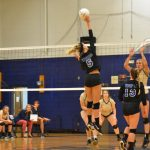 Volleyball: Knights drop Lady Devils (Recap and Photos)
