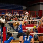 Volleyball: Lady Devils earn 4-4 split at Bison Bash