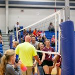 Volleyball Photos: WHMS vs. Station Camp
