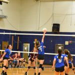 Photos: WH Volleyball JV beats East Robertson