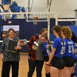 Volleyball: Senior Night Photos