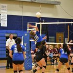 Photos: WH Varsity Volleyball beats East Robertson