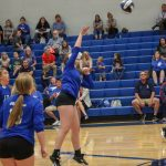 Volleyball Photos: WHMS vs. T.W. Hunter