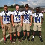 Football: Middle School All-County