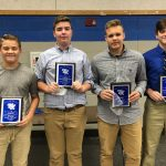 Football: WHMS hosts annual end-season banquet