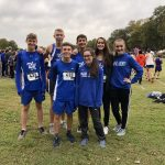 Cross County: Region 5 Meet Results