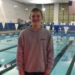 Swim: Myers qualifies for Region Meet in two events