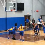 JV Basketball: Williams putback knocks out Goodpasture