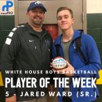nixonPRO Player of the Week: Jared Ward (11.22.18)