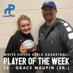nixonPRO Player of the Week: Grace Maupin (11.22.18)