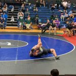 Wrestling: White House First Two Matches