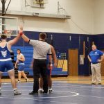 Wrestling: Three Devils go undefeated in tri-match Tuesday