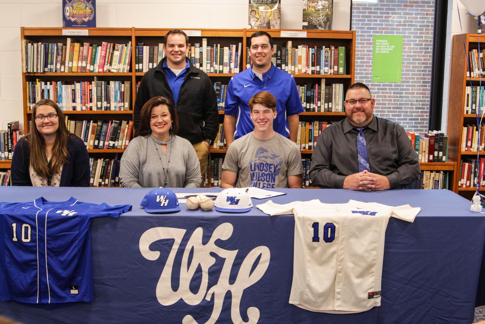 Baseball: Frye signs with Lindsey Wilson to play college baseball