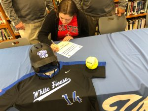 Softball: Mallory Gut signs with Volunteer State