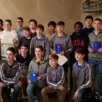 Basketball: Middle School Boys Banquet