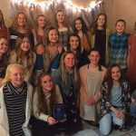 Basketball: WHMS girls banquet held Thursday