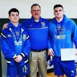 Wrestling: Burton, Rainey, Whitehurst head to state Friday