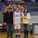 Photos: Basketball and Dance Senior Night