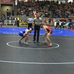 Wrestling: Rainey and Whitehurst win opening matches at TSSAA State