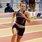 Track: WH's Payton Barlow breaks Belmont school record in Indoor 400m