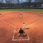 Softball: Middle School Devils win home opener vs. Heritage