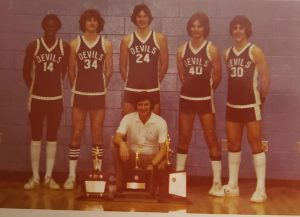 Basketball Photos: 40th Anniversary of a Fantastic Team