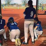 Softball: Middle School places 3rd in Showdown