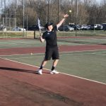 Tennis: White House sweeps Portland, 7-0