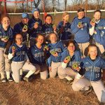 Softball: Good luck donuts and a great Devils win