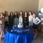 Cheer Photos: Cheerleading Banquet 2018-19