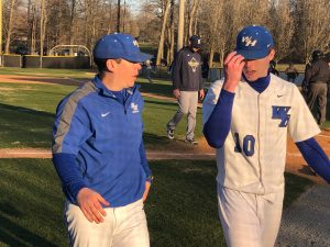 Baseball Photos: WH vs Sycamore