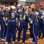 Softball: Lady Devils win two Friday in Columbia