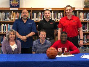 Basketball Photos: Octavian Arnold signs with Martin Methodist