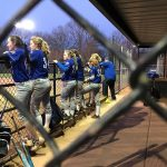 Softball: Lady Devils 2-2 in last four middle school games