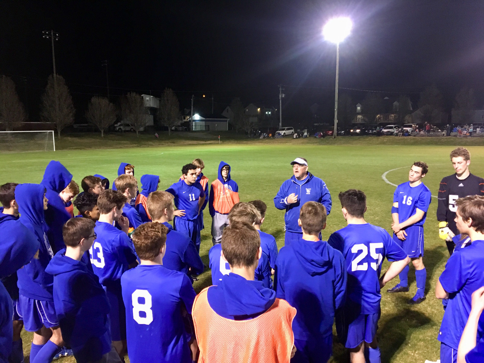 Video/Story: White House earns a 2-2 draw with Hunters Lane