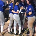 Softball: Middle School beats the Panthers