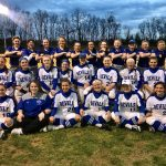 Softball: Middle and High School combined team picture