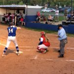 Softball: Gut and Frakes blast Harpeth in final District game
