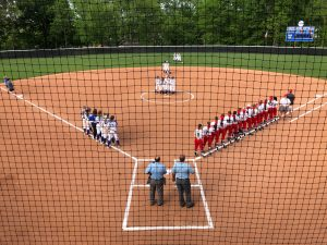 Softball Photos: WH vs. WH Heritage (District 9-AA)