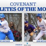 Softball: Whitaker named Covenant Athlete of the Month