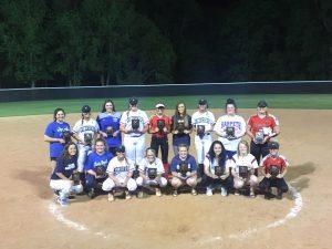 Softball Photos: District 9-AA Awards Ceremonies