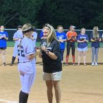Softball Photos: District 9-AA Awards Ceremonies