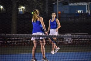 Tennis Photos: WH vs. Macon County