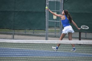 Tennis Photos: WH at District Tournament
