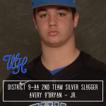 Baseball: Vogel & O'Bryan named to TBCA Baseball Showcase